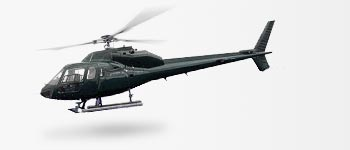 Charter service - Helicopter